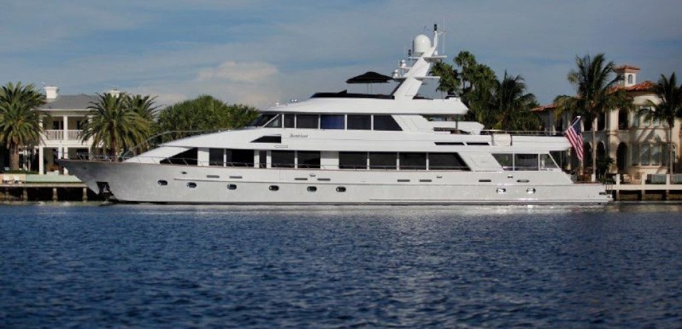 INSPIRED CRESCENT  YACHTS CRESCENT 121 2000