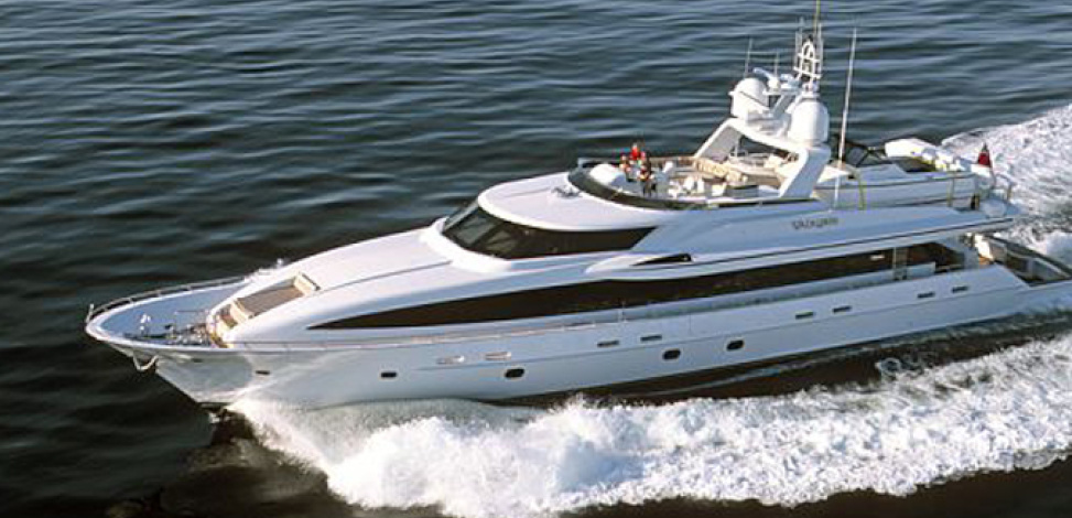 VALKYRIE CRESCENT  YACHTS  2001