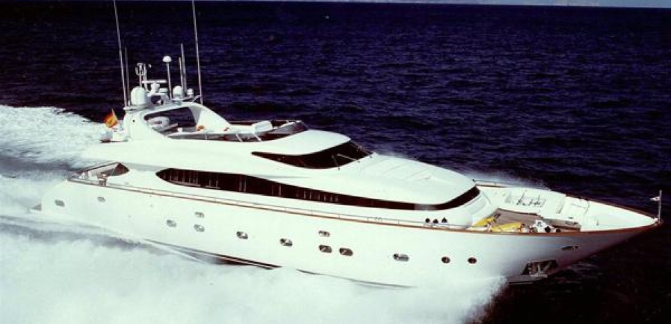 SWEET DREAMS II MAIORA YACHTS  1998