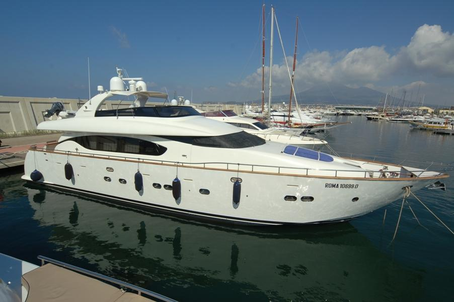 NEVER ONE MAIORA YACHTS  2001
